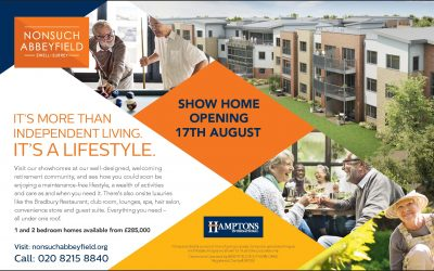 Show Home Opening 17th August