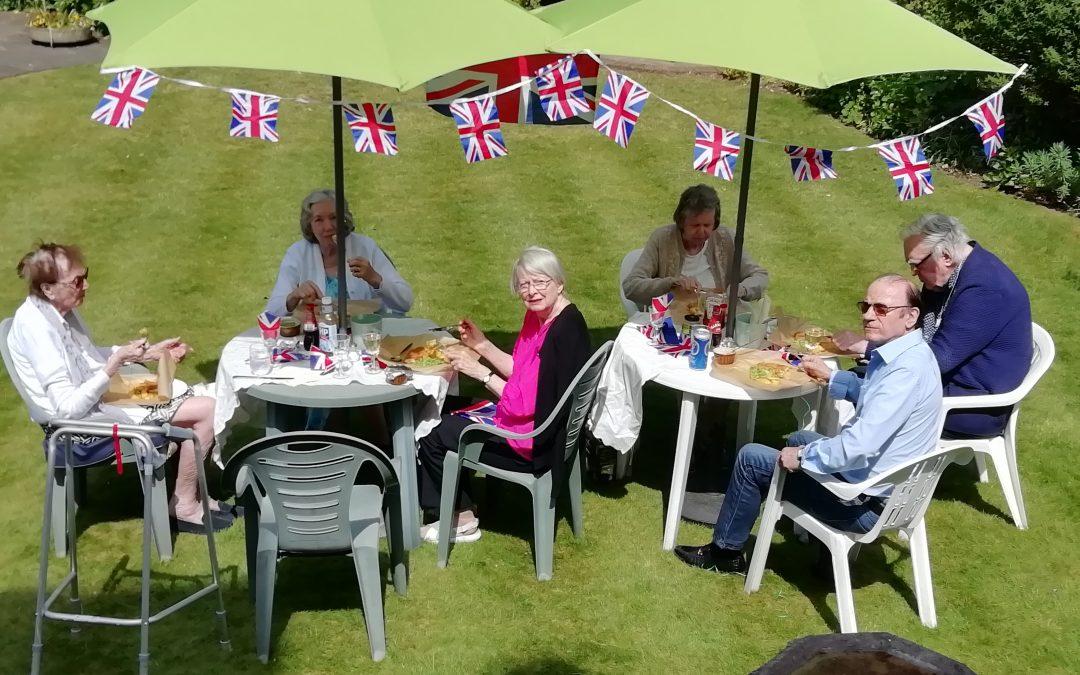 Mulgrave Road VE Day celebrations